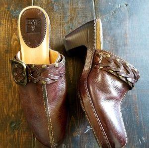 Shoes - FRYE CLOGS